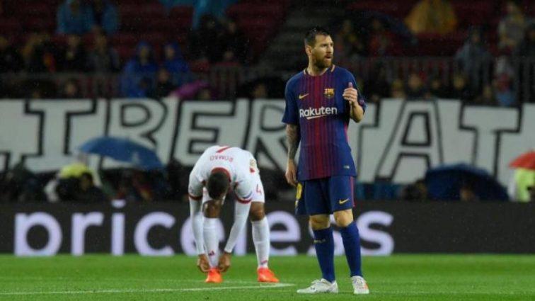 Месси покорилось новое достижение в Лиге чемпионов