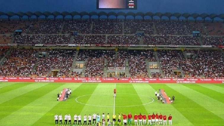 Милан — Ювентус: Матч чемпионата Италии вызвал небывалый ажиотаж