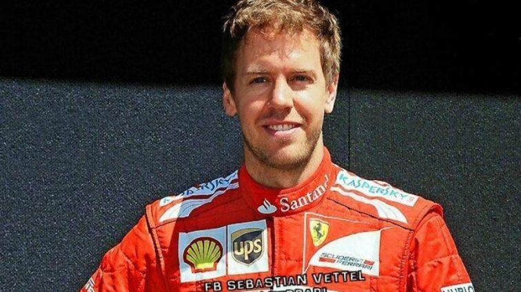 Пилот Феррари выиграл первую тренировку Гран-при Японии
