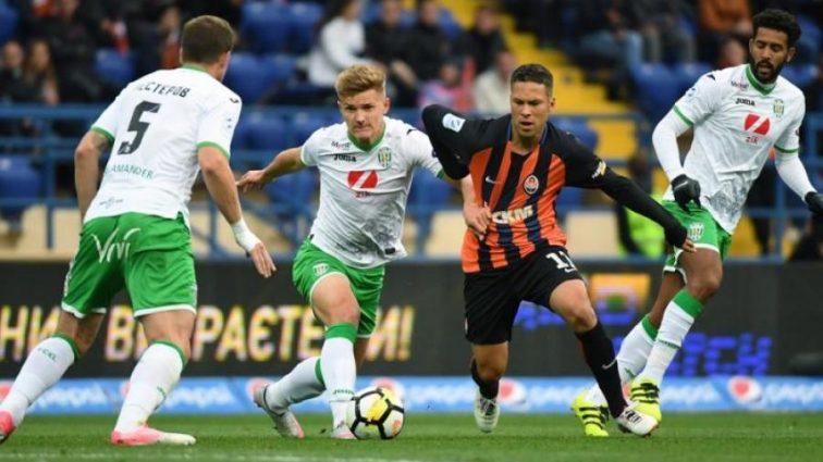 Украинский футбольный клуб могут понизить в классе из-за долгов перед футболистами