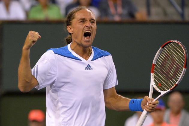 Украинский теннисист успешно стартовал на престижном турнире