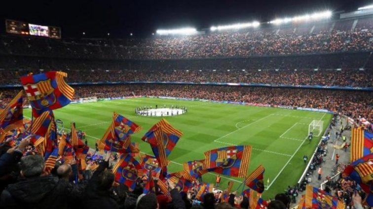 Барселона может заработать космическую сумму, продав права на название стадиона