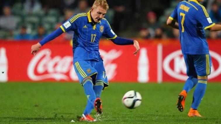 Молодежная сборная Украины не сумела обыграть сборную Нидерландов