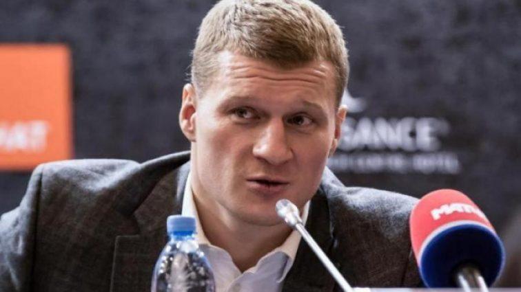 WBC продолжает рассматривать допинговое дело Поветкина