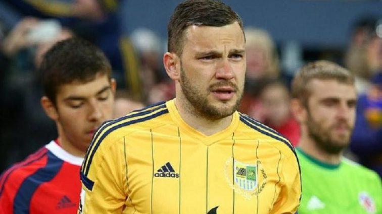 Известный украинский футболист заключил соглашение с донецким клубом
