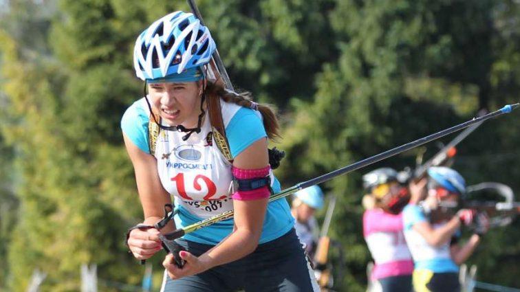 Биатлонистка сборной Украины отказалась выступать за нашу страну