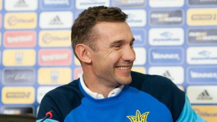 Шевченко прокомментировал вызов Марлоса в сборную Украины