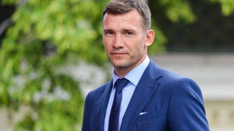 Шевченко протестовал нападающего Динамо