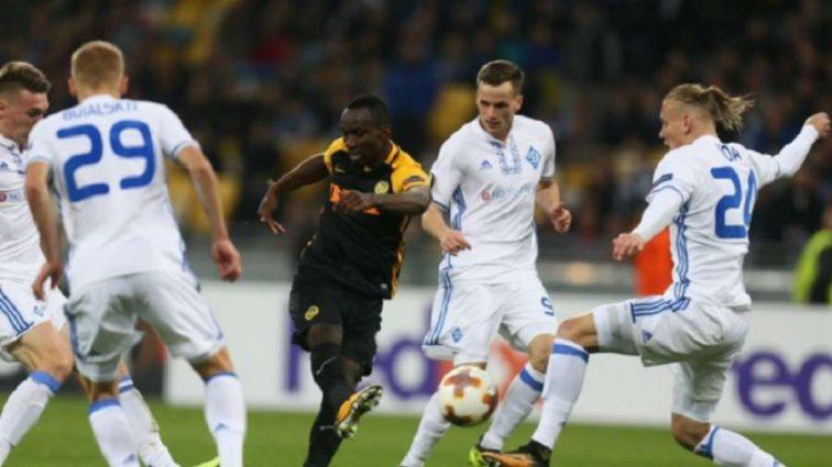 Лидер Динамо получил ужасную травму в матче Лиги Европы. Фото