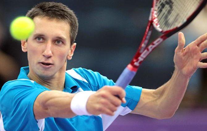 Украинский теннисист успешно начал квалификацию на турнире в Австрии