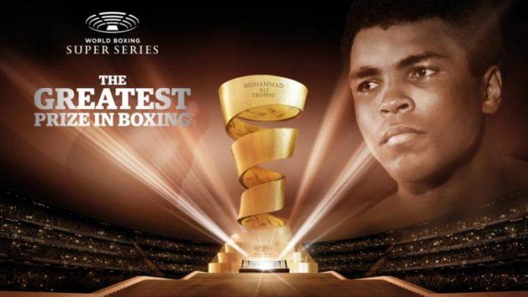 Всемирная Боксерская Суперсерия: все полуфиналисты турнира