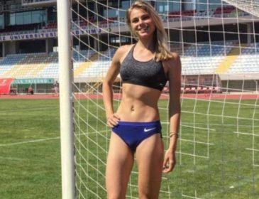 Украинская спортсменка-красавица поддержала флешмоб Усика