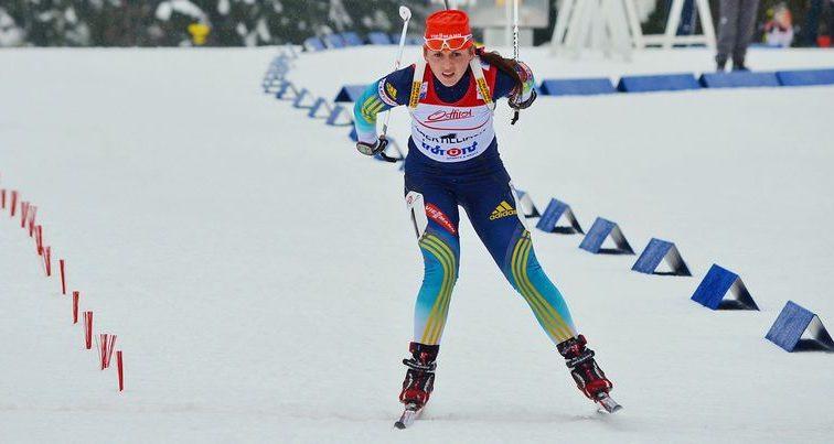 Украинцы финишировали шестыми в стартовой гонке Кубка мира по биатлону