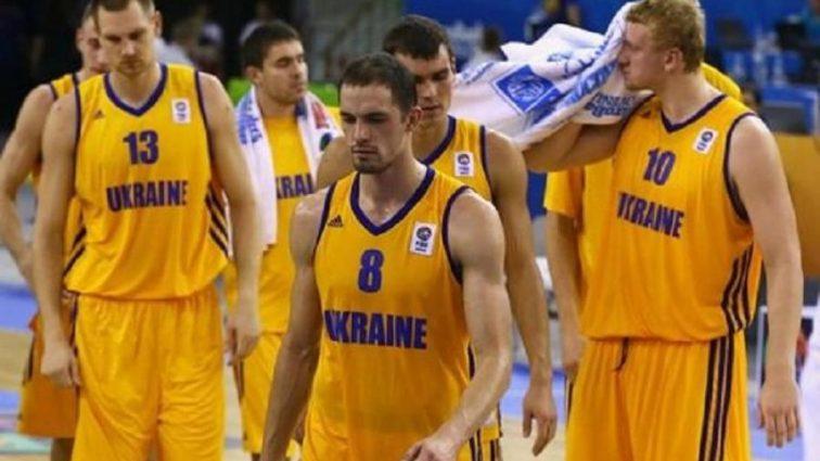 Украинские баскетболисты уступили Турции в квалификации ЧМ-2019
