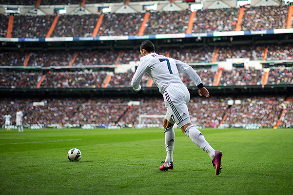 Роналду установил впечатляющий рекорд в Лиге чемпионов