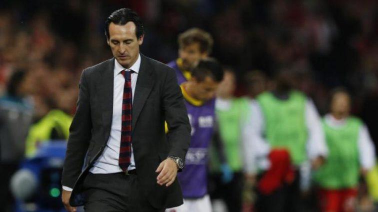 ПСЖ хочет распрощаться с главным тренером клуба