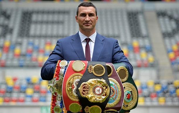 Кличко сделал заявление относительно своей спортивной карьеры