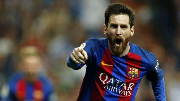 Тренер Барселоны объяснил, почему оставил Месси на скамейке запасных