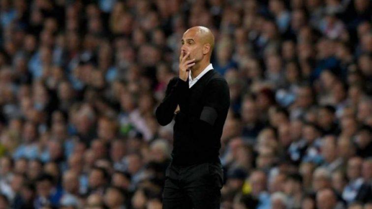 Тренер Манчестер Сити едва не сменил команду после матча Лиги чемпионов