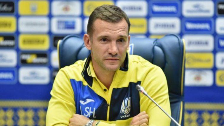 Шевченко рассказал, почему он был против матча с Аргентиной