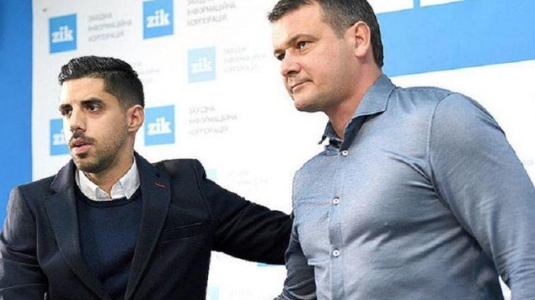 Украинский футбольный клуб уволил тренера