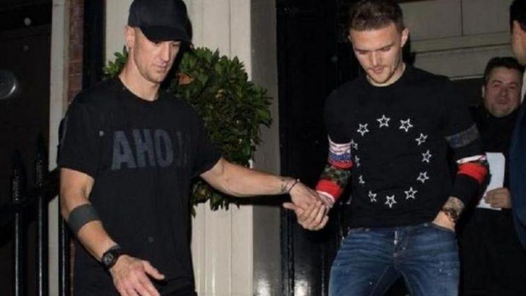 Футболистов сборной Англии заподозрили в нетрадиционных отношениях
