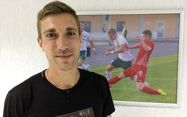Дебютант сборной Украины недоволен своей игрой в матче со Словакией