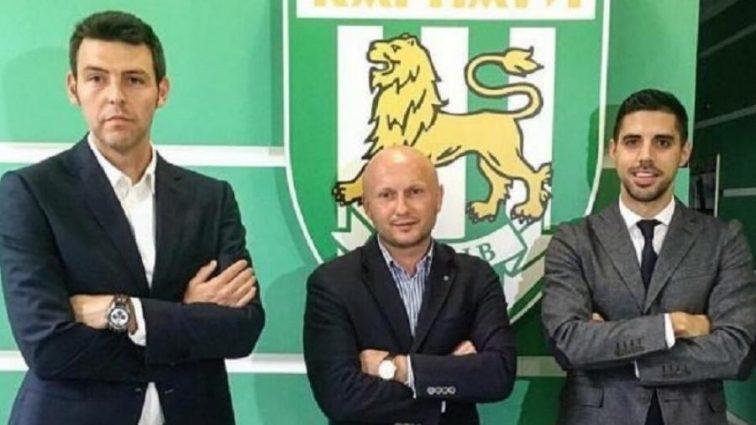 Украинский клуб назначил вице-президентом футбольного агента