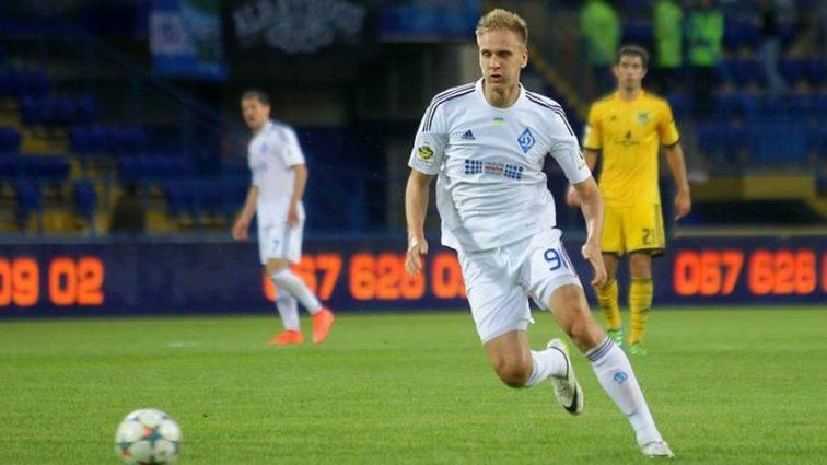 Экс-форварда Динамо отстранили от тренировок с бельгийским клубом