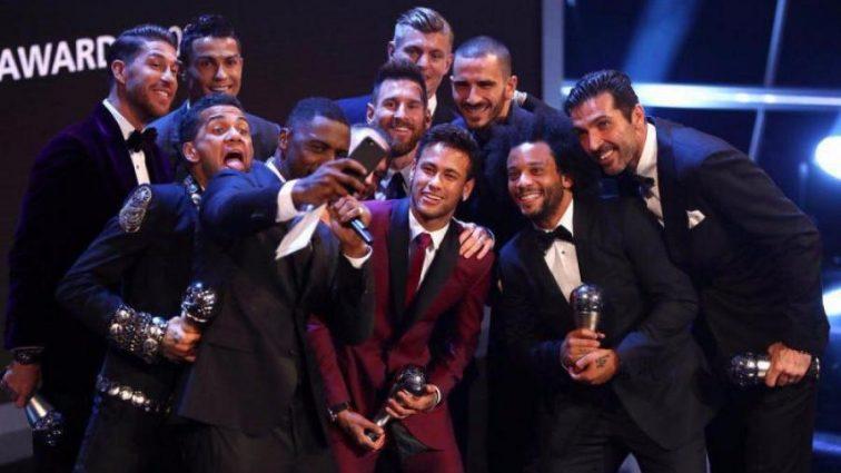 Стали известны кандидаты на попадание в символическую сборную года от УЕФА