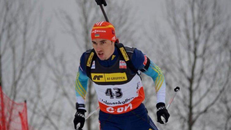 Украинские биатлонисты неудачно выступили на этапе Кубка мира в Эстерсунде