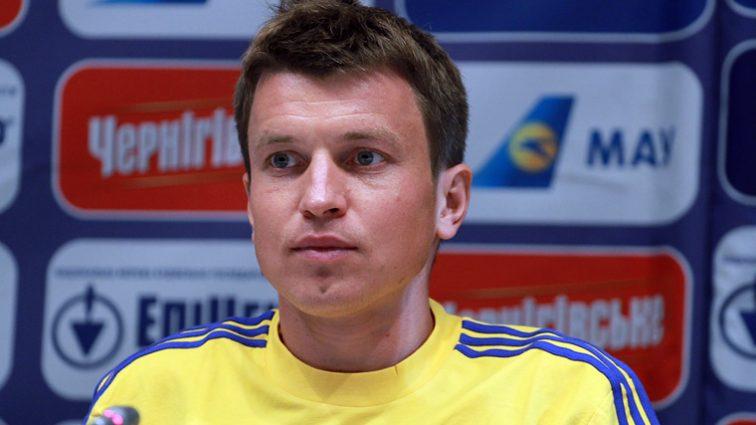 Капитан сборной Украины рассказал, какими футболистами восхищался в детстве