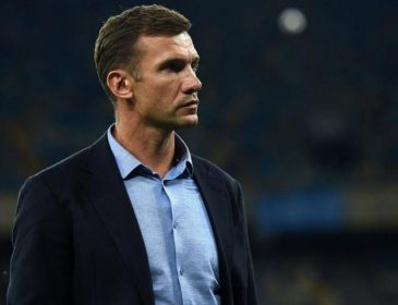 Шевченко остался доволен игрой своей команды в матче со Словакией