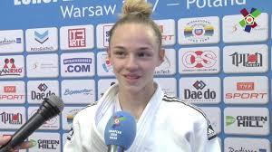 Молодая украинская дзюдоистка одержала победу на престижном турнире