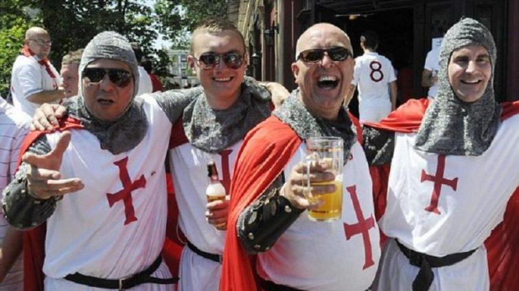 Английским фанатам посоветовали пить меньше пива на ЧМ-2018