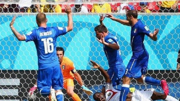 Три знаменитых футболиста завершили карьеру в сборной Италии