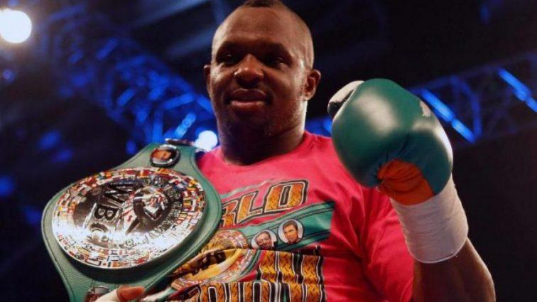 Уайт уверен, что станет претендентом на титул WBC