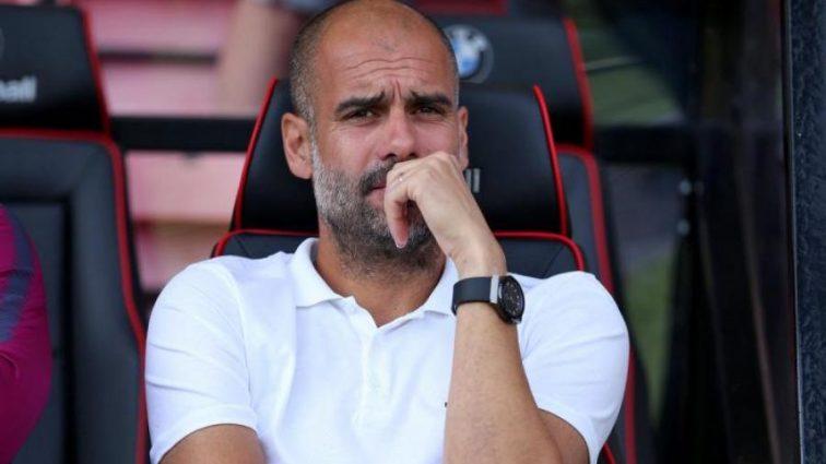 Тренер Манчестер Сити пообещал дать серьезный бой Шахтеру