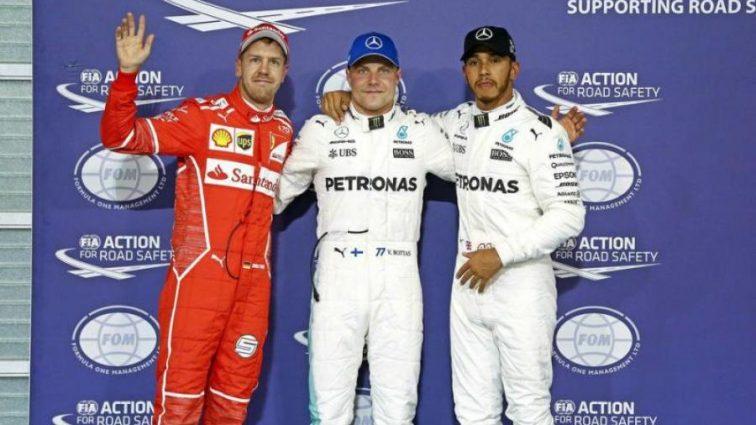 Формула-1: Боттас выиграл квалификацию Гран-при Абу-Даби