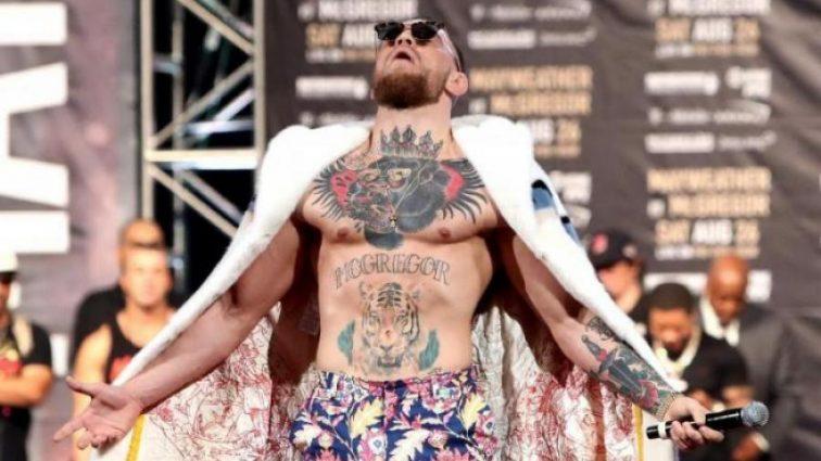 Макгрегор хочет стать совладельцем UFC