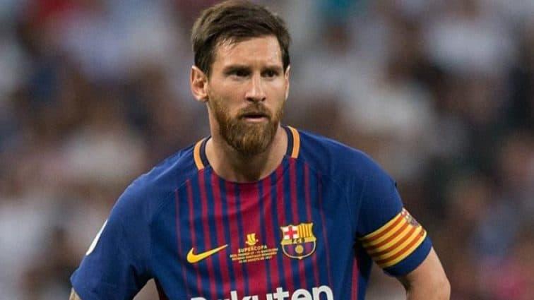 Месси имеет свой взгляд на комплектацию Барселоны