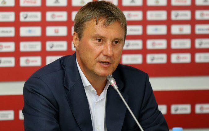 Тренер Динамо рассказал, чего не хватает команде