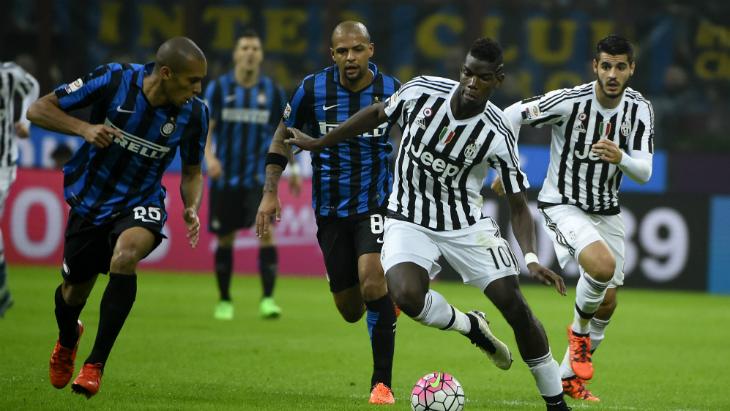 Чемпионат Италии: Неожиданное поражение Ювентуса, успех Интера