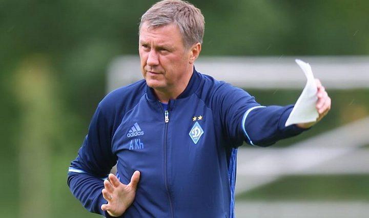 Тренер Динамо рассказал, как обстоят дела с продлением контрактов в клубе