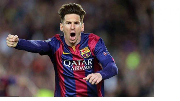 Месси признали лучшим футболистом мира
