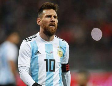 Месси рассказал, что в Аргентине могут убить при ограблении