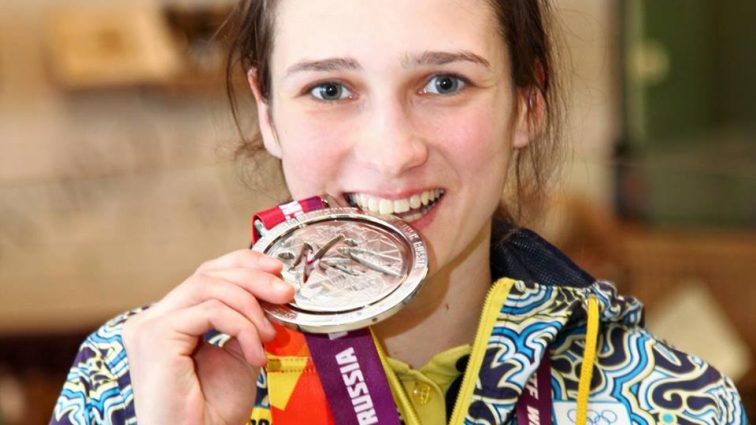 Ирина Ромолданова – лучшая спортсменка Украины в декабре