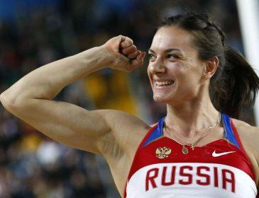 35-летнюю Елену Исинбаеву поздравляют с рождением второго ребенка