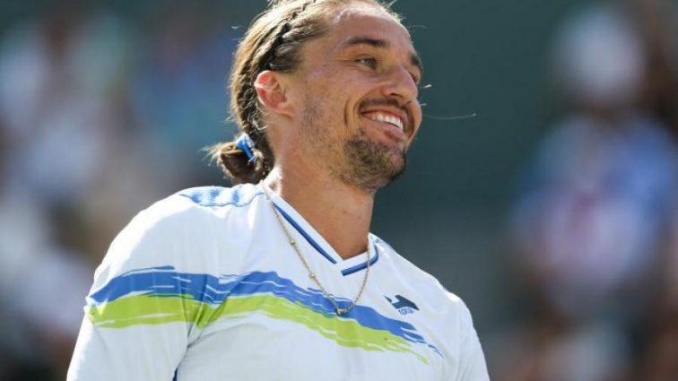 Лучший теннисист Украины стартовал с победы на престижном турнире