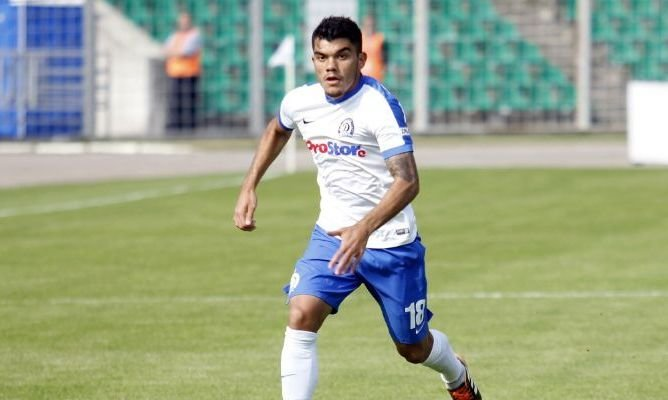 Воспитанник Шахтера признан лучшим полузащитником чемпионата Беларуси